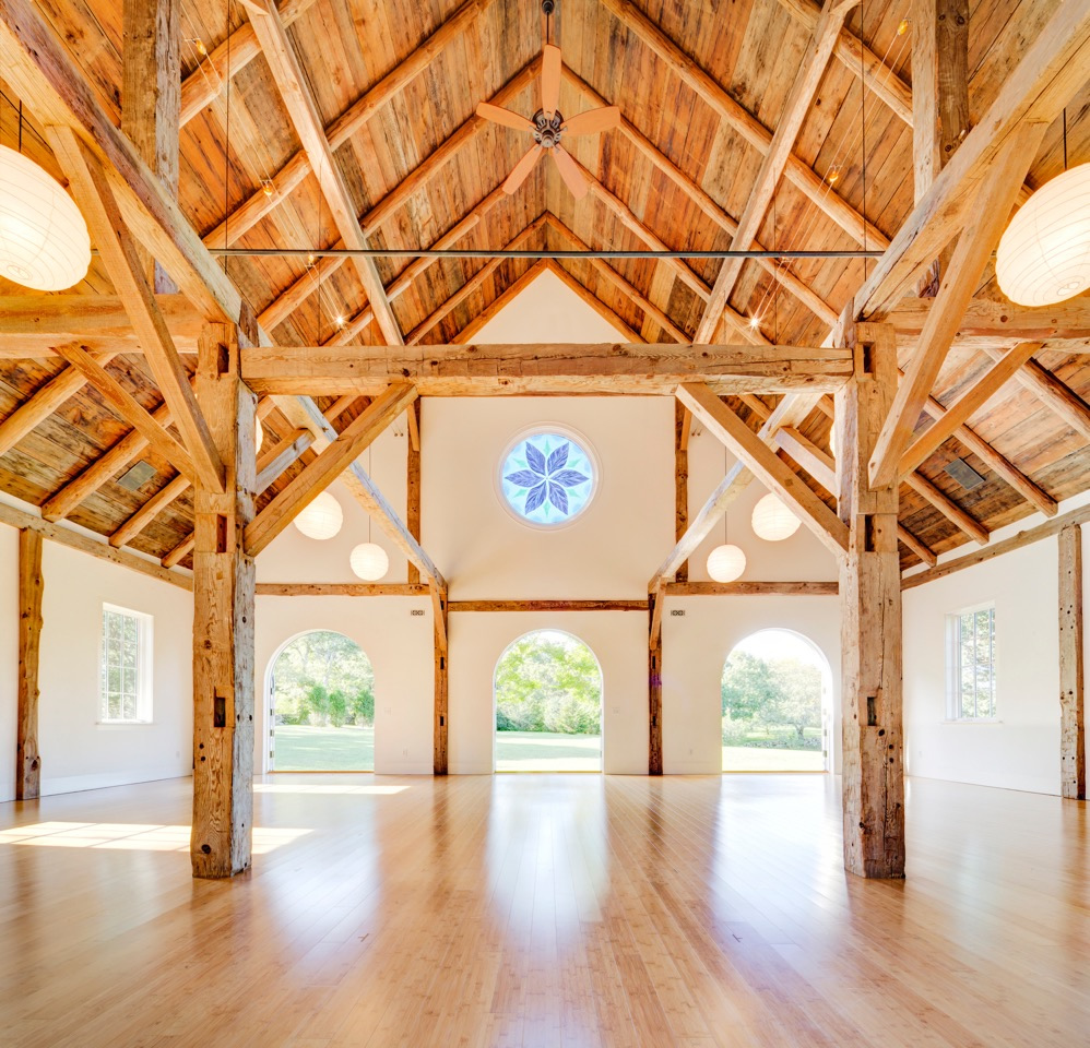 The Yoga Barn on Martha's Vineyard